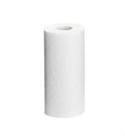Papírový ručník v roli MIDI - dvouvrstvý, 100% lepená celulóza, 65 m, 12 ks