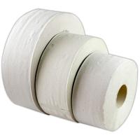 Toaletní papír Jumbo 190 - dvouvrstvý, bělený recykl, 6 rolí