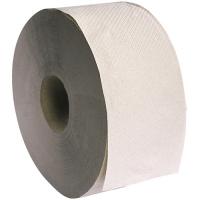 Toaletní papír Jumbo 200 - jednovrstvý, recykl, 6 rolí