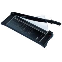 Páková řezačka KW 455 laser - délka řezu 455 mm, 8 listů