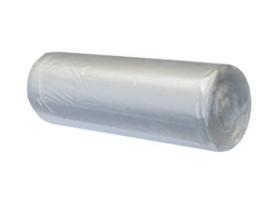 Sáček do koše 60 l - 63x74 cm, standart, transparentní, 50 ks