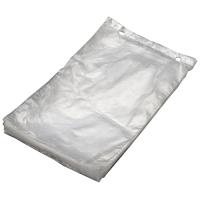Mikrotenový sáček - v bloku, 16x24 cm, 8 my, transparentní, 50 ks