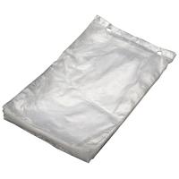 Mikrotenový sáček - v bloku, 25x35 cm, 15 my, transparentní, 50 ks
