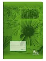 Školní sešit 545 Economy - A5, čtverečkovaný, recyklovaný, 40 listů