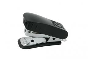 Mini sešívačka SAX 329 - 25 listů, kov/plast, černá