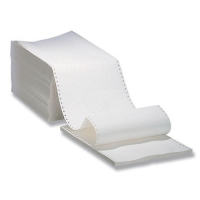 """Tabelační papír - 210x12"""", 1+0, BP, 3600 listů"""