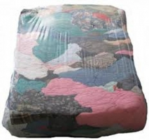 Čistící textil - hadry, 10 kg