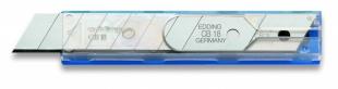 Náhradní čepelky do odlamovacího nože Edding CB18 - 18 mm, 10 ks