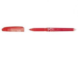 Přepisovatelný roller Pilot Frixion Point R - 0,25 mm, plastový, červený