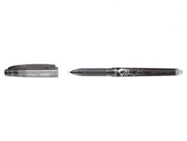 Přepisovatelný roller Pilot Frixion Point R - 0,25 mm, plastový, černý