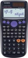 Školní kalkulačka Casio FX 85ES Plus - přirozené zobrazení, 252 funkcí, černá