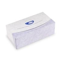 Kosmetické kapesníčky Hyg-Soft - v krabičce, dvouvrstvé, 100% celulóza, 150 ks
