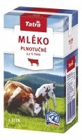 Trvanlivé mléko Tatra - plnotučné 3,5 %, 1 l