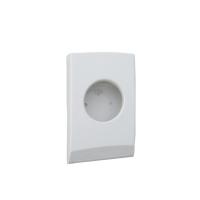 Zásobník na mikrotenové hygienické sáčky - plastový, ABS, bílý