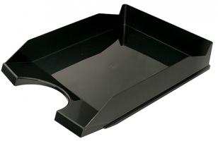 Odkládací zásuvka Office Products - plastová, černá