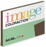 Barevný papír A4 Image Coloraction Brown - hnědá, 80 g, 100 listů