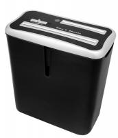 Skartovací stroj Dowell DWS-805CD - kapacita 8 listů, objem 13 l, černo-stříbrná