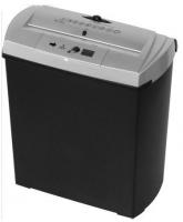 Skartovací stroj BS07 - kapacita 7 listů, objem 13 l, černo-stříbrná