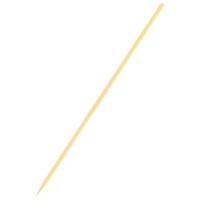 Bambusové špejle 40 cm - hrocené, 200 ks