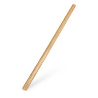 Bambusové brčko - 23 cm x 8 mm, hnědé, 50 ks