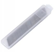 Náhradní čepelky do odlamovacího nože - 18 mm, 10 ks