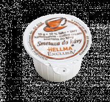 Smetana do kávy Hellma Exclusiv - 120x10 g