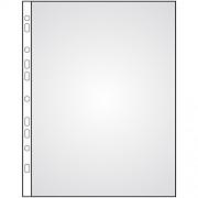 Prospektový obal U - A4, lesklý, 80 my, transparentní, 100 ks