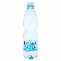 Neperlivá voda Dobrá voda - PET, 0,5 l, 8 ks