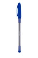 Jednorázové kuličkové pero Spoko - 0,5 mm, černé