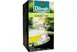 Zelený čaj Dilmah - sencha, 20 sáčků