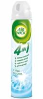 Osvěžovač vzduchu Airwick 4v1 - sprej, svěží vánek, 240 ml