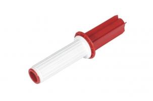 Odvíječ fixační fólie Granát - 10 cm, plastový