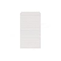Lékárenský papírový sáček - 13x19 cm, bílý, 2000 ks