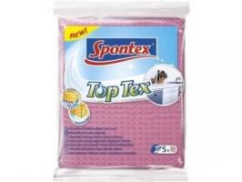 Houbová utěrka Spontex Top Tex - 5 ks