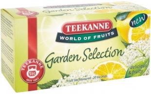 Bylinný čaj Teekanne - garden selection, 20 sáčků