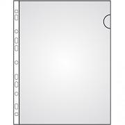 Prospektový obal L/U - A4, lesklý, 150 my, transparentní, 25 ks