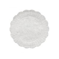 Papírová rozetka - průměr 21 cm, bílá, 500 ks