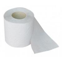 Toaletní papír Cerepa Luxus - dvouvrstvý, bělený recykl, 25 m, 64 rolí - DOPRODEJ