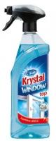 Mycí prostředek na okna a skla Krystal - s rozprašovačem, 750 ml