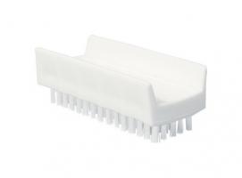 Kartáček na ruce 3105 - plastový, bílý