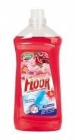 Čistící prostředek na podlahy a povrchy Floor sapon - červený, cherry, 1,5 l - DOPRODEJ