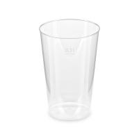 Plastový kelímek Krystal 0,3 l - PS, transparentní, 25 ks