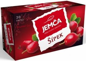 Bylinný čaj Jemča - šípek, 20 sáčků