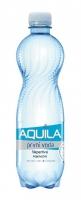 Neperlivá voda Aquila - PET, 0,5 l, 12 ks