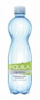 Jemně perlivá voda Aquila - PET, 0,5 l, 12 ks