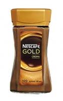 Instantní káva Nescafé Gold Crema - 200 g