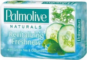 Mýdlo Palmolive Revitalizing Freshness - green tea & cucumber, 90 g