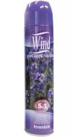 Osvěžovač vzduchu Wind - sprej, levandule, 300 ml