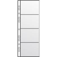 Zakládací obal do vizitkáře Hanibal RV 80 - A5, na 8 ks vizitek, 10 ks