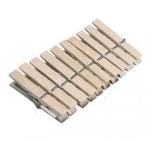 Dřevěné kolíčky Fave - 20 ks